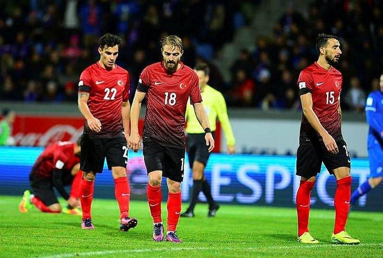 A Milli Takım, Faroe Adaları'na bile geçildi!