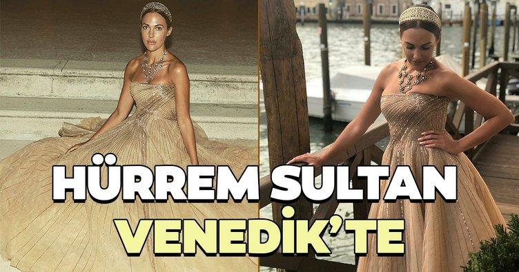 Hürrem sultan Venedik'te