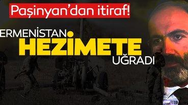 Ermenistan ordusu Azerbaycan karşısında hezimete uğradı! Paşinyan'dan vatandaşlara cepheye gelin çağrısı