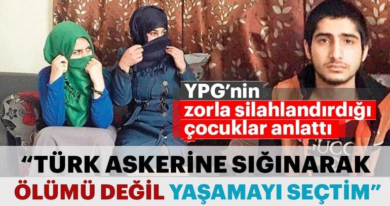Türk askerine sığınarak ölümü değil yaşamayı seçtim