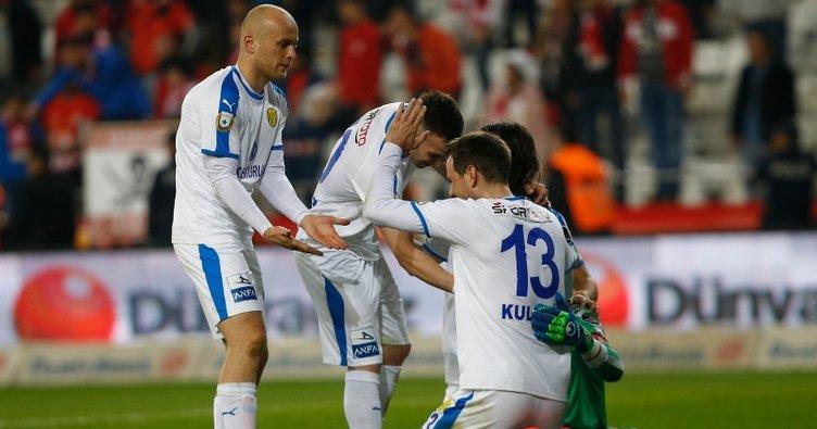 Antalyaspor 2-4 Ankaragücü | Maç sonucu