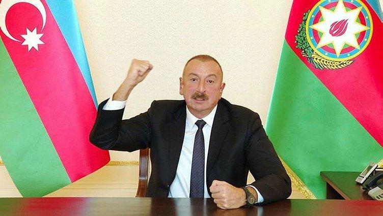 Son dakika haberi: Aliyev duyurdu! O bölgeler Ermeni işgalinden kurtarıldı