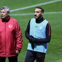 Cenk Tosun: Lucescu'nun iyi bir futbol felsefesi var