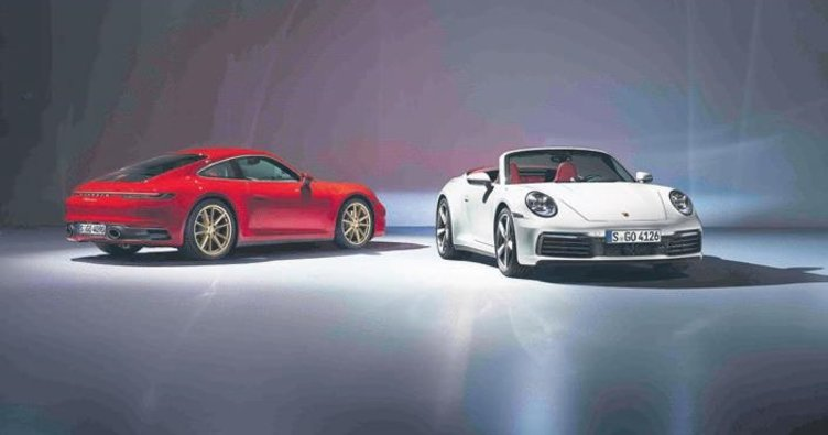 Porsche 911 ailesi genişledi
