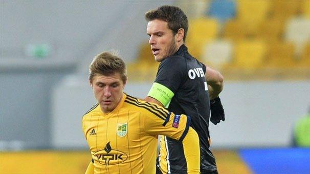 Fenerbahçe, Radchenko'yu transfer etti