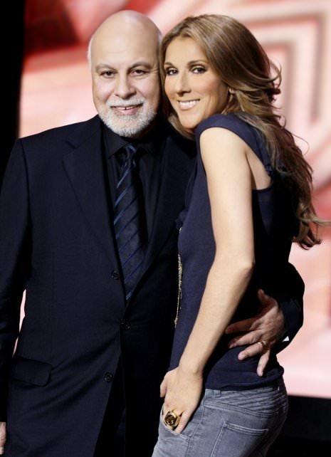 Celine Dion - Rene Angelil