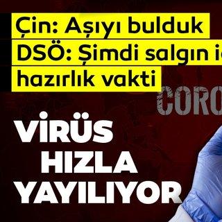 CANLI   Çin Koronavirüs ile ilgili son dakika haberi: Çin'de aşı bulundu iddiası – İran'da çelişkili rakamlar