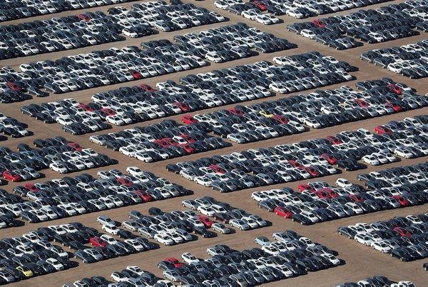 Volkswagen ABD'de 7 milyar dolara 350 bin araç aldı