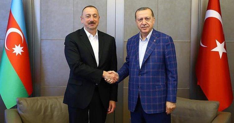 Son dakika: Başkan Erdoğan ile Aliyev arasında kritik telefon görüşmesi