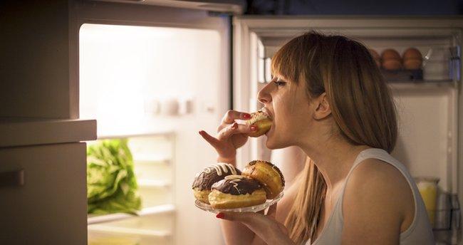 17 günlük tam kapanma yanlış beslenmeye dikkat