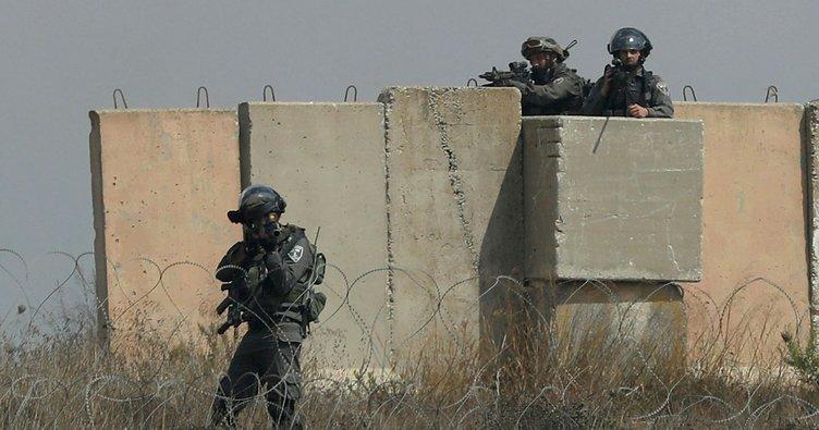 Son dakika: Filistin basını: İsrail İHA'sı düşürüldü