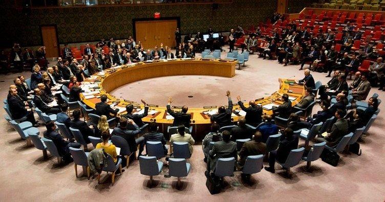 ABD'ye, BM'de Hamas darbesi