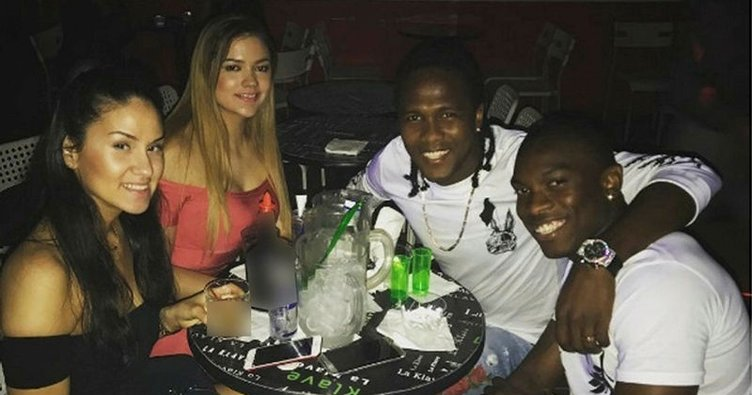 Rodallega ve Castillo, Miami'de
