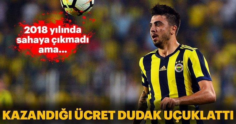 İşte Spor Toto Süper Lig'in en çok kazanan futbolcuları