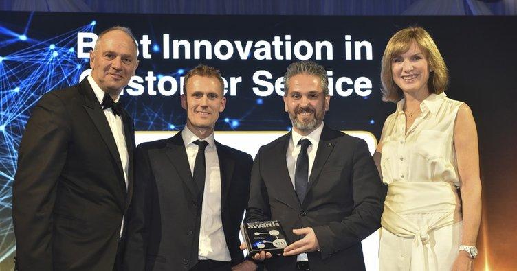 Vestel Müşteri Hizmetleri'ne inovasyon ödülü