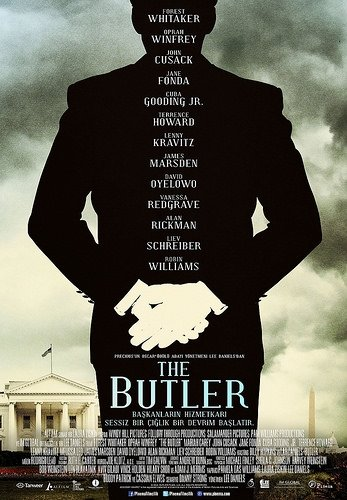 The Butler: Başkanların Hizmetkarı filminden kareler