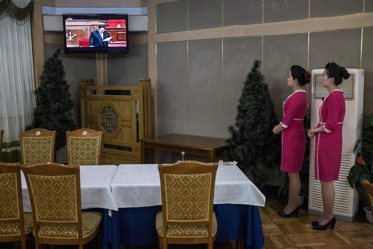 Kuzey Kore'de 36 yıl sonra ilk