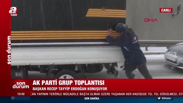 Kar yağdı, CHP'li belediyelerin gerçek yüzleri ortaya çıktı | Video