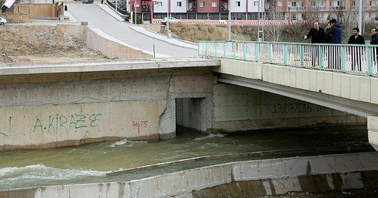 Vali Pehlivan, Çoruh nehri şehir geçiş projesi çalışmalarını yerinde inceledi