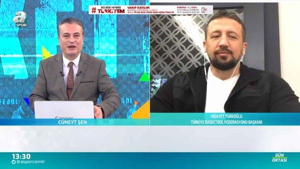 Basketbolda Ligler Ne Zaman Başlayacak? TBF Başkanı Hidayet Türkoğlu Açıkladı.