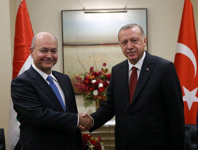 Başkan Erdoğan'dan ABD'de yoğun diplomasi...