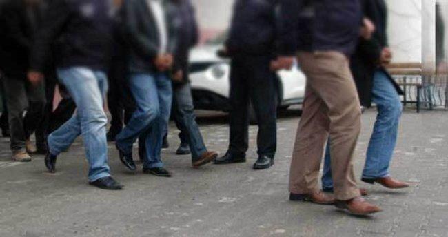 Trabzon'da 17 FETÖ zanlısı tutuklandı
