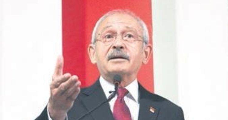 Erdoğan'a hakaret et, parti içi sorunları gölgele