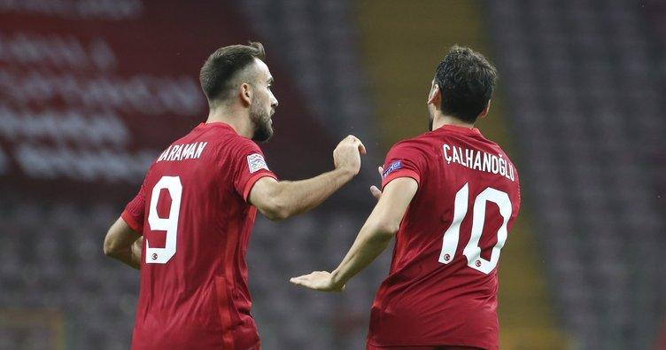 Türkiye 2-2 Sırbistan | MAÇ SONUCU