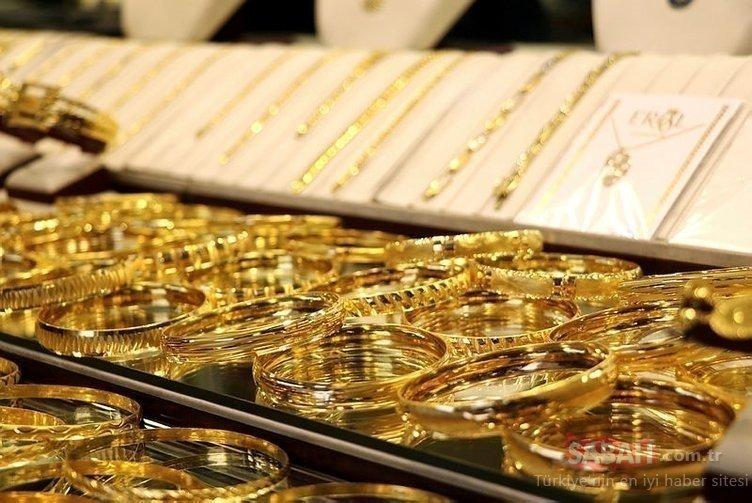 SON DAKİKA - Altın fiyatları bugün ne kadar oldu? 22 ayar bilezik, tam, yarım, gram ve çeyrek altın fiyatları ne kadar?