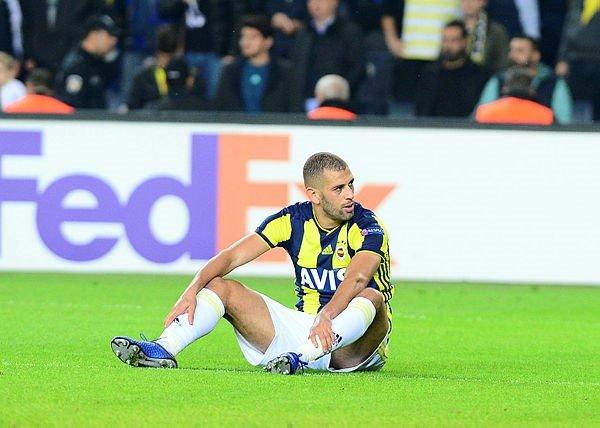 Fenerbahçe'de Slimani fiyaskosu!