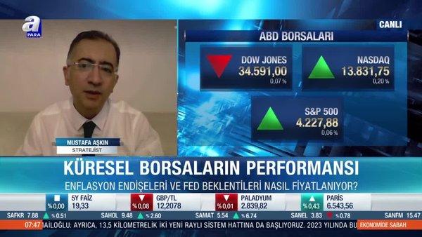 Stratejist Mustafa Aşkın: Piyasalar kararsız yön arıyor