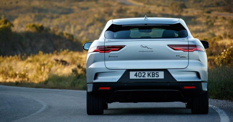Jaguar bir anda dünyada yeni trend oldu!