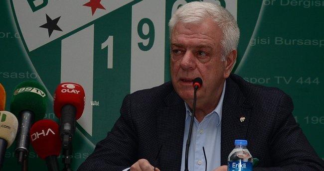 Bursaspor'da eski başkan Ali Ay, kulüp üyeliğinden ihraç edildi