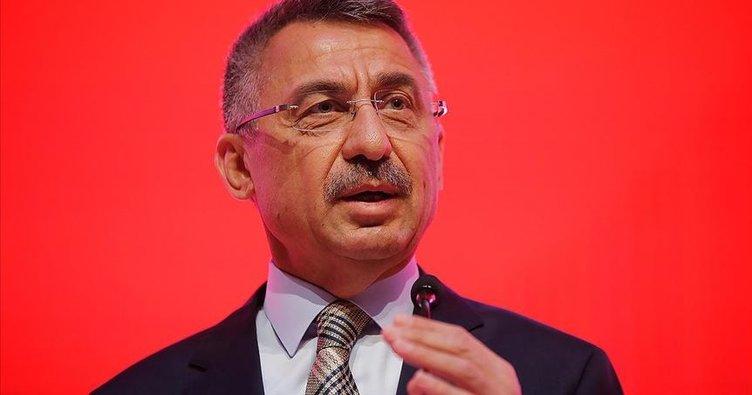 Cumhurbaşkanı Yardımcısı Oktay'dan son dakika açıklamalar