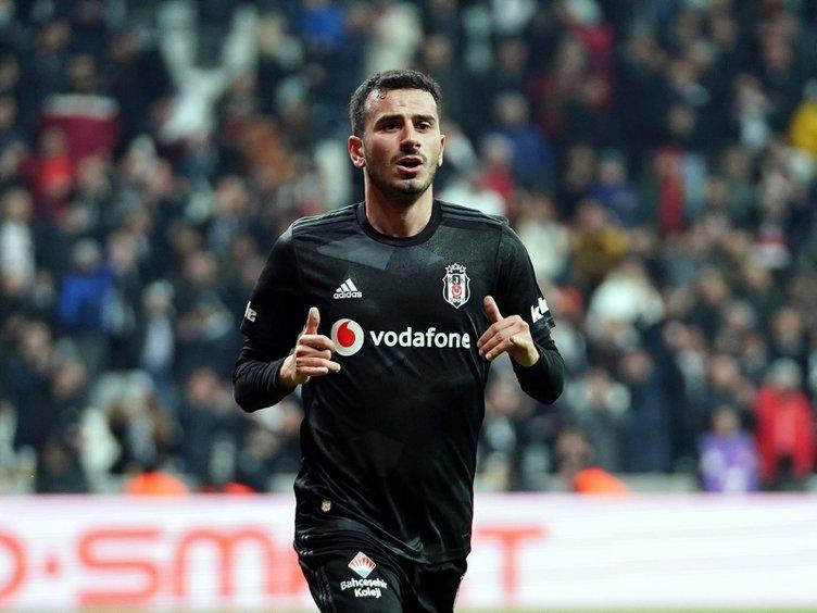 Beşiktaş'ta Oğuzhan Özyakup için karar verildi! Sergen Yalçın...