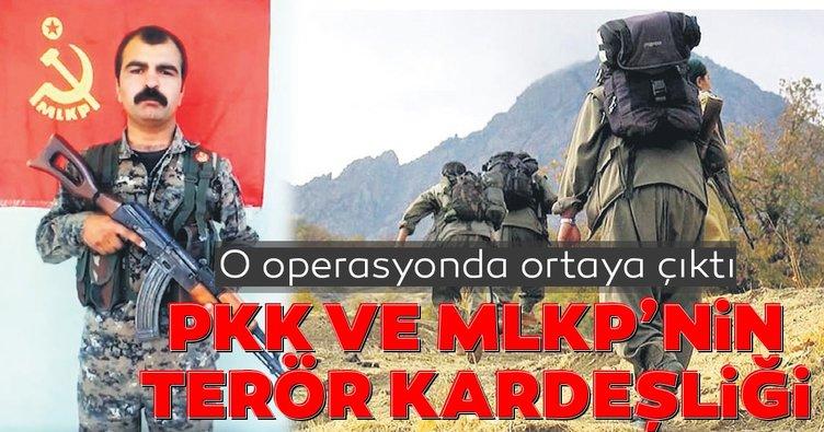 PKK ve MLKP'nin terör kardeşliği