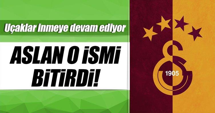 Galatasaray, Mariano ile anlaştı