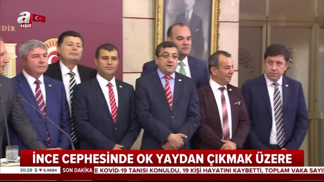 CHP kan kaybedecek! Muharrem İnce'nin 'yeni parti' açıklamasından sonra kulisler hareketlendi!   Video