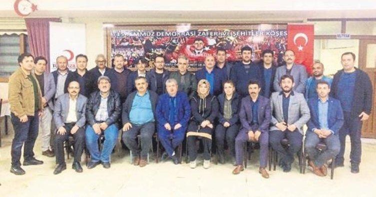 Kızılay'a yeni yönetim