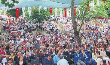 Ödemiş kiraz festivali büyük ilgi gördü