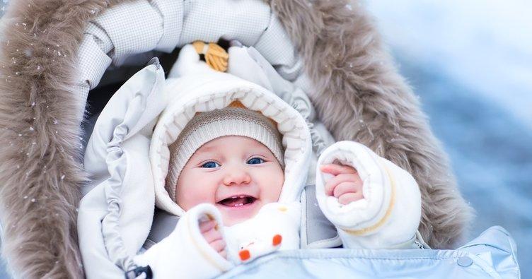 Bebekler kışın da güneşe doymalı
