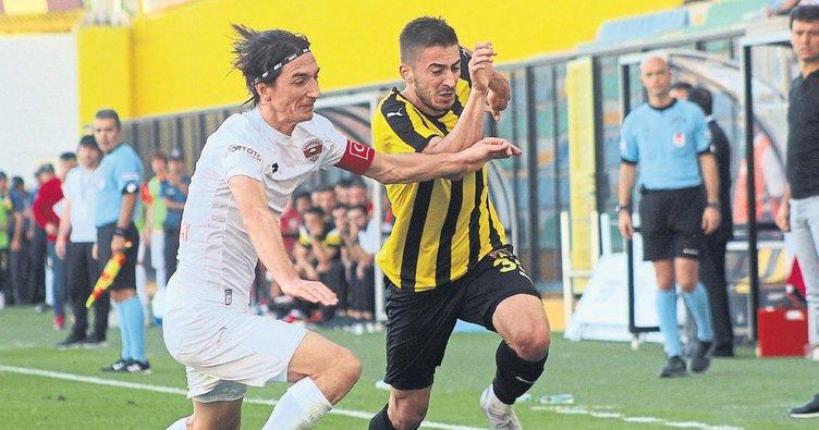 Adanaspor galibiyete hasret
