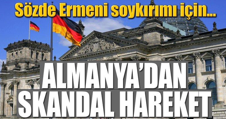 Almanya'dan skandal Ermeni anıtı açılışı