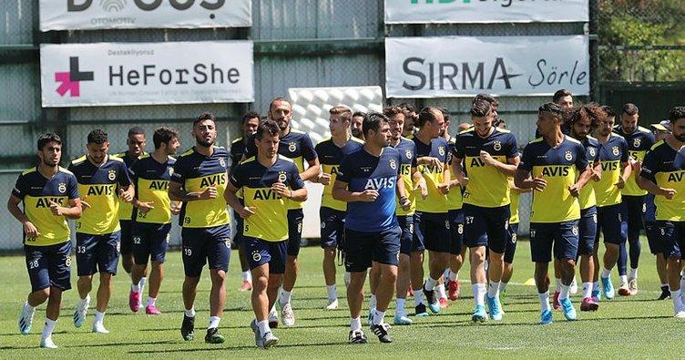 Fenerbahçe'nin Sivasspor maçı kadrosu belli oldu