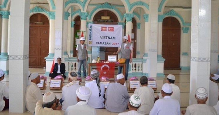 Sadakataşı Derneği Vietnam'da Ramazan çalışmaları gerçekleştirdi!