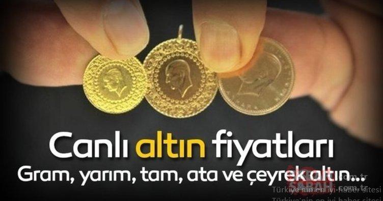 1 Nisan Kapalıçarşı'dan son dakika altın fiyatları: Gram, tam, yarım ve çeyrek altın fiyatları bugün ne kadar?