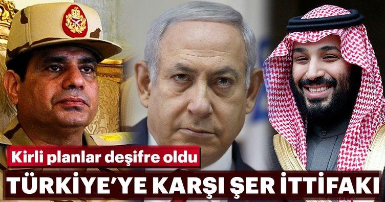 Türkiye'ye karşı şer ittıfakı