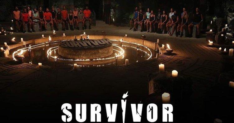 Survivor'da kim elendi, adaya veda eden isim kim oldu? 2 Mart 2021 Salı Survivor SMS sıralaması ile elenen isim belli oldu!