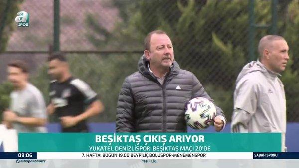 Beşiktaş galibiyet peşinde!