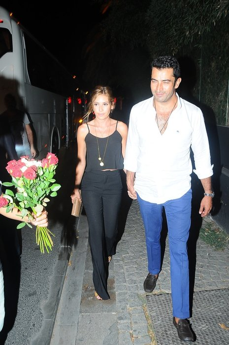 Kenan İmirzalıoğlu'nun düğün yeri açıklaması Sinem Kobal'ı güldürdü